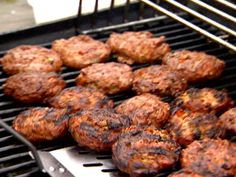 Buffalo Burgers Aspen Style RECIPE - Colorado