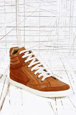 BDG Carlton Lace-Up High-Top Trainers at Urban Outfitters Looking Dapper, Boys Shoes, Leather Sneakers, High Tops, Trainers, Urban Outfitters, High Top Sneakers, Fashion Jewelry, Lace Up