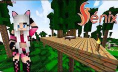 PREPARANDO UNA CASA EN EL ÁRBOL!! - Fenix Reborn - Minecraft Ep 03