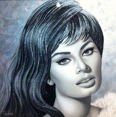 Sophia Sophia Loren, Beauty Industry, Pop Art, Face, Art Pop, Faces