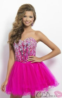 sweet 16 dress:)