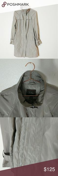 Cole Haan Trench Coat Size Small Cole Haan Trench Coat Size Small Cole Haan Jackets & Coats Trench Coats