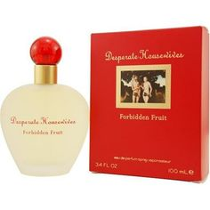 Desperate Housewives Forbidden Fruit 100ml EDP- $39.99 Amour Fragrances & Beauty Boutique 1555 Talbot Rd. LaSalle, Ont. N9H 2N2 (519) 967-8282