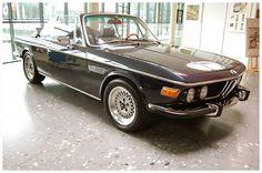 #BMW, 3.0 CSI Cabrio # Prototypen, Unikate und Kleinserien #oldtimer #youngtimer http://www.oldtimer.net/bildergalerie/bmw-prototypen-unikate-und-kleinserien/30-csi-cabrio/12088-05-200365.html