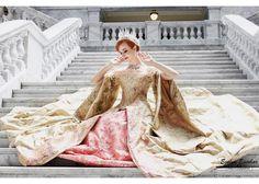 Anastasia by Designer Daddy/Nephi Garcia Anastasia Cosplay, Anastasia Movie, Anastasia Musical, Princess Anastasia, Anastasia Dress, Cosplay Outfits, Cosplay Costumes, Gala Dresses, Formal Dresses