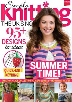 Simply Knitting+Simply Crochet+Knitting Magazine+Festive Knits to Gift 2011 Love Knitting, Simply Knitting, Simply Crochet, Knitting Books, Crochet Books, Knitting Patterns Free, Knit Patterns, Knit Crochet, Knitting Ideas