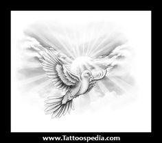 Dove Tattoo Designs For Men