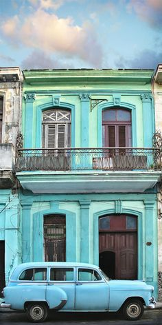 Havana, Cuba one day.