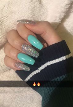 Cute Nail Designs For Spring – Your Beautiful Nails Cute Acrylic Nail Designs, Simple Acrylic Nails, Summer Acrylic Nails, Acylic Nails, Glamour Nails, Claw Nails, Fire Nails, Nagel Gel, Perfect Nails