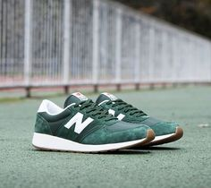 on sale 88666 df721 New Balance 420  Green New Balance Classics, New Balance 420, Sneakers,  Instagram