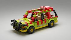 With Your Help, Jurassic Park LEGOs May Become a Reality | News Article | FEARNET