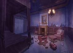 Room, Background, Anime Background, Anime Scenery, Visual Novel Scenery, Visual…