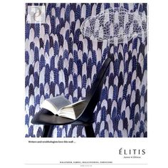 From Elitis- Feathers!