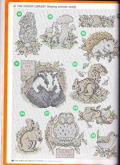 (1) Gallery.ru / Фото #27 - The world of cross stitching 129 - tymannost