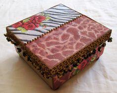 Caixa para pequenos objetos by Renata Sousa Rio de Janeiro Brasil