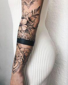 Tatuagens de Flores | +De 150 Modelos | Tatuagens - Ideias