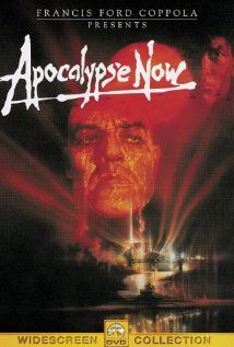 Apocalypse Now Directed by Francis Ford Coppola Written By Jihn Milius, Francis Ford Coppola Starring Martin Sheen, Marlon Brando and Robert Duvall, Harrison Ford, Dennis Hopper, Laurence Fishburne