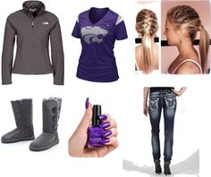 """kstate"" by dooraggirl on Polyvore"
