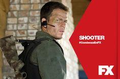 Un francotirador exiliado vuelve a su trabajo cuando se conoce un plan para matar al presidente.  Shooter - Sábado 26, 22.00 / 22.30 VEN   #ComienzaEnFX Mira contenido exclusivo en www.foxplay.com