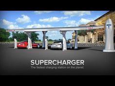 Los Superchargers de Tesla en España - MasQmotor