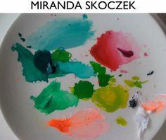 Artist Miranda Skoczek//  Beautiful work