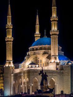 Photo Al Amine Mosque par Firas Safa on 500px