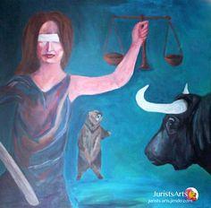 Malerei - JuristsArts - Art, Photography, Sculpture