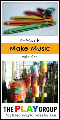 Making Music with Kids ~ Learn Play Imagine