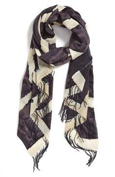 beautiful scarf   @nordstrom #nordstrom
