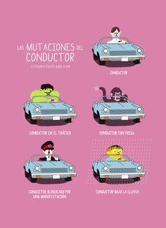 El espíritu de los cínicos: Las Mutaciones del Conductor