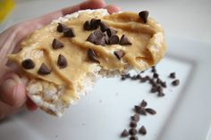 High-protein cookie dough, protein powder, recipes