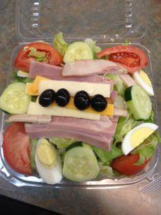 Chef Salad http://DiggersDeli.com