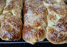 Bring a taste of Greece to your Easter feast with this Greek Easter bread recipe from Food.com.