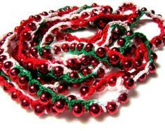 18 Beste Afbeeldingen Van Haken Met Kralen Crochet Jewellery