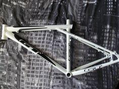 GT Aggressor Bike Sticker / Decal Set. - Flat Grass Green (Kawasaki)