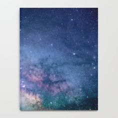 Milky Way Stars (starry Night Sky) Notebook by Cadinera - x Lined Galaxy Notebook, Notebook Covers, Purple Glitter, Event Planning, Notebooks, Journals, Ink, Unique Jewelry, Creative