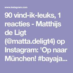 90 vind-ik-leuks, 1 reacties - Matthijs de Ligt (@matta.deligt4) op Instagram: 'Op naar München! #bayaja #championsleague #deligt #dejong #ajax #amsterdam #schiphol' Champions League, Amsterdam, Boarding Pass, Instagram