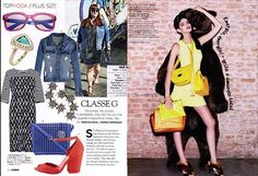 Revista Glamour Outubro 2015