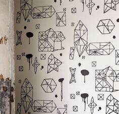 Random Geometry - Nama Rococo