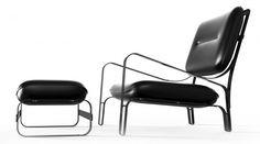 Poltrona Patroa leva  Bronze no A'Design Award