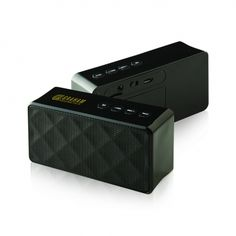 New travel and desk size portable bluetooth speaker - $20.50/each