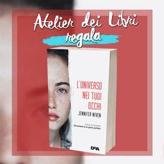 """Come sapete, proprio oggi sognalettori, è il giorno in cui il nuovo libro di Jennifer Niven, ovvero """" L'universo nei tuoi occhi """", app..."""