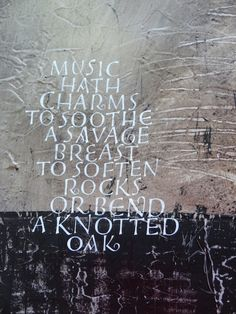 Gemma Black Calligrapher: Great cities have great orchestras ...
