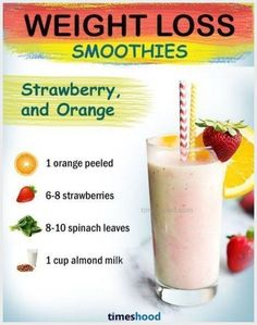 Strawberry orange green smoothie for weight loss. Healthy smoothie recipes for weight loss. Strawberry orange green smoothie for weight loss. fat burning smoothies for fast result. Smoothie Fruit, Best Green Smoothie, Smoothie Detox, Smoothie Drinks, Cleanse Detox, Juice Cleanse, Healthy Cleanse, Fruit Juice, Cleansing Smoothies