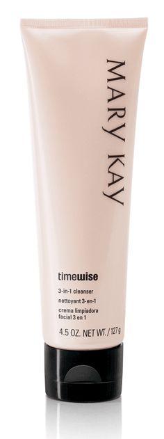 Leite de Limpeza 3 em 1 TimeWise® (Mista/ Oleosa) PVP: 21.00 €