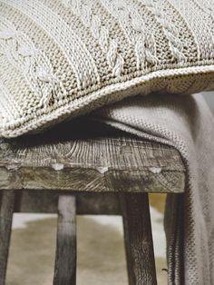 DIY | Das nächste Strickkissen! | mxliving