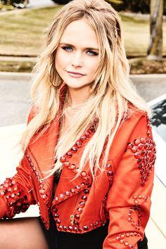 Country Music Singers, Miranda Lambert, Female Singers, Cowgirls, Pretty Woman, Leather Jacket, Sirens, My Style, Boss