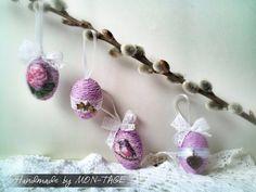Húsvéti tojások, méret: 4 cm. Más színben is kérhető. Photo Props, Drop Earrings, Decoration, Jewelry, Decor, Jewlery, Jewerly, Schmuck, Photography Props
