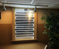 Luxury Faux Basement Window