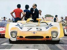 1969 Porsche 908/02